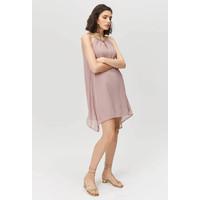 Monnari Sukienka z biżuteryjnym dekoltem FEM-63953-08X