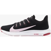 Nike Performance QUEST 2 Obuwie do biegania treningowe black/iced lilac/noble red/pistachio frost N1241A0UP