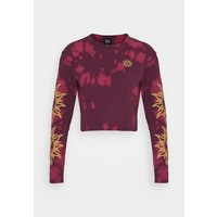 BDG Urban Outfitters SUN WAFFLE SKATE TEE Bluzka z długim rękawem purple QX721D01M