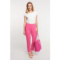 Quiosque Różowe eleganckie spodnie 3JW003501