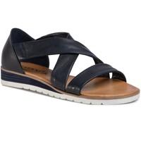 Sandały Lasocki EST-002-02 Granatowy