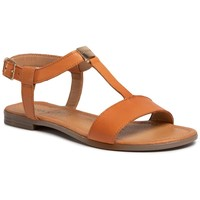 Sandały Lasocki OCE-ARENA-07 Pomarańczowy