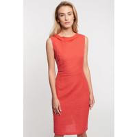 Quiosque Lniana sukienka na szerokich ramiączkach 4JY016600