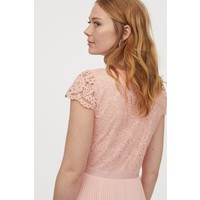 H&M MAMA Sukienka dla karmiącej 0864885001 Brzoskwinioworóżowy