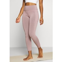 Sweaty Betty SUPER SCULPT YOGA LEGGINGS Legginsy velvet rose/pink SWE41E009