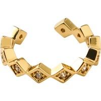 Orelia Kolczyki 'Jagged Diamond' ORE0234001000001