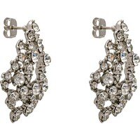 LILY AND ROSE Kolczyki 'Alice earrings - Crystal' LAR0057001000001