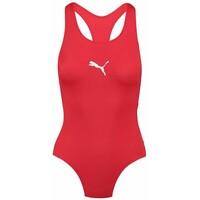 Strój kąpielowy PUMA SWIM WOMEN RACERBACK SWIMSUIT 1P RED 90768102 PUMA