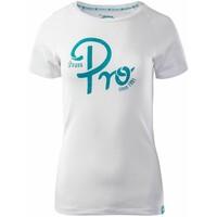 Damska koszulka BAAKY II 7007-WHT/PRO PRINT IGUANA