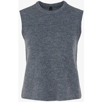YAS Top dark grey melange Y0121E0PP