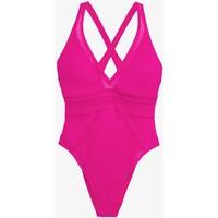 DORINA USHUAIA SWIMSUIT Kostium kąpielowy pink DOG81G00G