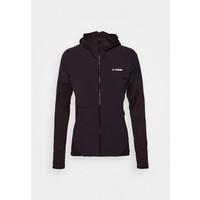 adidas Performance SKYCLIMB Bluza rozpinana purple AD541G0F4