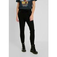 Vero Moda VMEVA LOOSE STRING ZIP PANT Spodnie materiałowe black VE121A0TZ