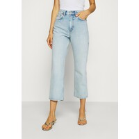 Weekday VOYAGE LOVED Jeansy Straight Leg morning blue WEB21N00D