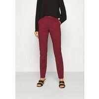 Vero Moda VMLEAH CLASSIC PANT Spodnie materiałowe cabernet VE121A0RH