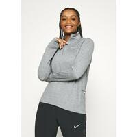 Nike Performance ELEMENT Koszulka sportowa smoke grey/light smoke grey/heather/silver N1241G08H