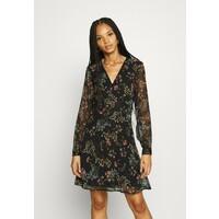 Vero Moda VMJULIE SHORT DRESS Sukienka letnia black/julie VE121C1ZG