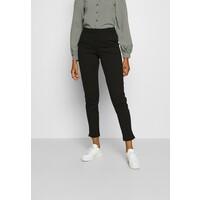 Vero Moda VMLILITH MR ANKLE PANT Spodnie materiałowe black VE121A0XG