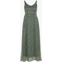 Vero Moda VMKAY SINGLET Długa sukienka khaki VE121C26D