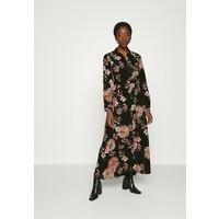 Vero Moda VMSUNILLA BELT ANCLE DRESS Długa sukienka black VE121C2AT