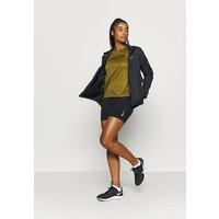 Nike Performance MILER T-shirt z nadrukiem olive flak/reflective silver N1241D0RX
