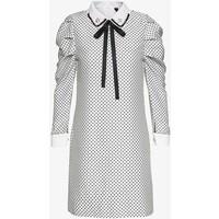 Sister Jane RABBIT DRESS Sukienka letnia silver QS021C05L