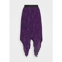 Pepe Jeans KARLA Spódnica trapezowa dark purple PE121B08C