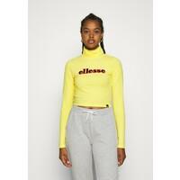 Ellesse VORAN Bluzka z długim rękawem yellow EL921D03Y