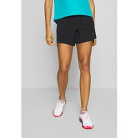 ASICS ROAD SHORT Krótkie spodenki sportowe performance black AS141E07Y