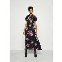Vero Moda VMLOVELY ANCLE DRESS Długa sukienka black VE121C28V