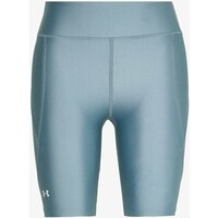 Under Armour GRAPHIC BIKE SHORTS Legginsy hushed turquoise/halo gray/halo gray UN241E0DU