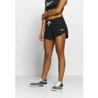 Reebok FRENCH TERRY ELEMENTS SPORT SHORTS Krótkie spodenki sportowe black RE541E0NQ