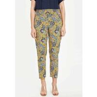 DeFacto Spodnie materiałowe yellow DEZ21A08W