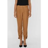 Vero Moda Spodnie materiałowe tobacco brown VE121A0YT