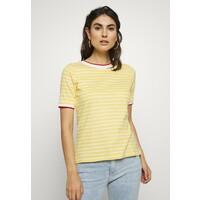Esprit Petite TEE T-shirt z nadrukiem yellow ES121D1LN