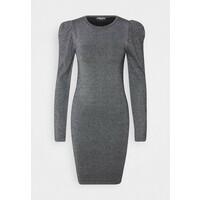 Fashion Union Tall TWOSOME Sukienka koktajlowa silver FAC21C02H