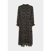 Vero Moda VMSYLVIA CALF DRESS Sukienka letnia black/rose VE121C2DN