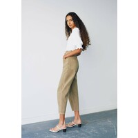 PULL&BEAR Jeansy Straight Leg light brown PUC21N0A3