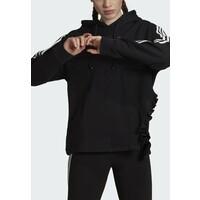 adidas Originals Bluza z kapturem black AD121J0PO