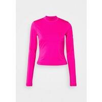 Reebok LONG SLEEVE Bluzka z długim rękawem pink RE541D16B