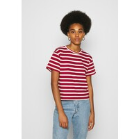 Pepe Jeans CAMILE T-shirt z nadrukiem tibetan red PE121D0J4