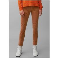 Marc O'Polo Spodnie materiałowe chestnut brown MA321A0GD