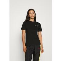 Ellesse MONTAL T-shirt z nadrukiem black EL921D03Q