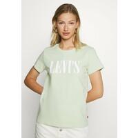 Levi's® THE PERFECT TEE T-shirt z nadrukiem light green LE221D093