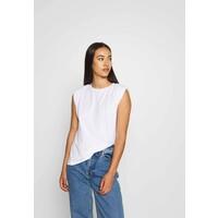 Moves IMMA T-shirt basic white MOD21D015