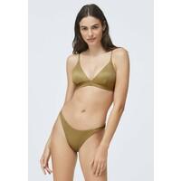 OYSHO Góra od bikini gold OY181A0NP
