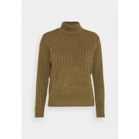 YAS Petite YASCAMPUS PETIT Sweter beech YA521I005