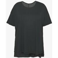 Nike Performance YOGA LAYER PLUS T-shirt basic black/ smoke grey N1241D12G