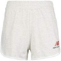 New Balance ESSENTIALS ICON SHORT DAMEN Krótkie spodenki sportowe other white NE241E03F