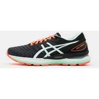 ASICS GEL-NIMBUS 22 Obuwie do biegania treningowe black/bio mint AS141A0NA